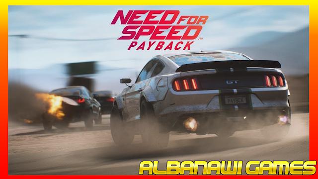 تحميل لعبة Need for Speed Payback من ميديا فاير بحجم صغير