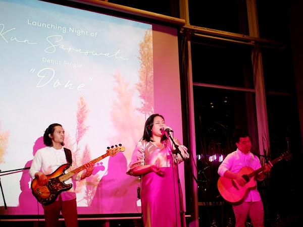 Menilik Makna Lagu Done: Kun Saraswati Ajak Melangkah Bersama