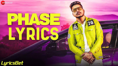 Phase Lyrics - The Deepanshu Mathur
