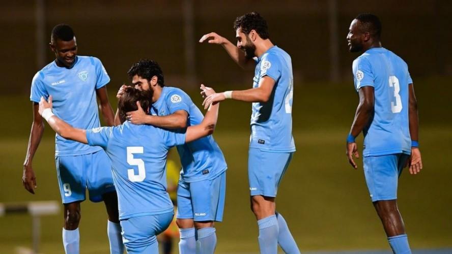 تقرير مباراة الباطن و الطائي في الدوري السعودي