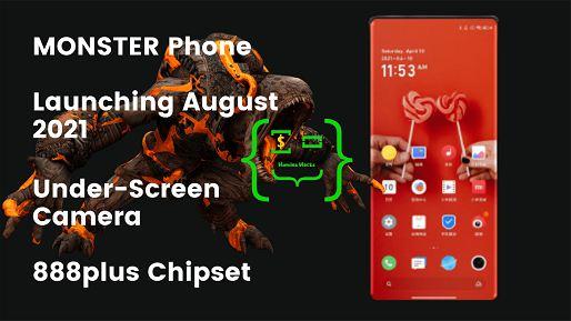 Xiaomi's MONSTER Phone In August, 2021