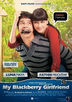 Sinopsis film My BlackBerry Girlfriend (2011)