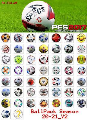 Ball Pack New Season 2020-2021