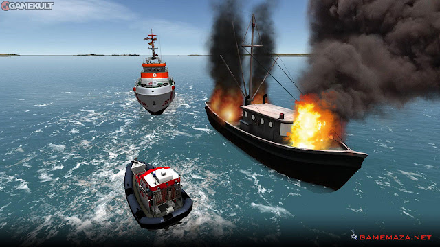 Ship Simulator Maritime Search and Rescue Gameplay Screenshot 1