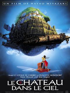 chateau dans le ciel dvd dessin anime film animation ghibli a voir top