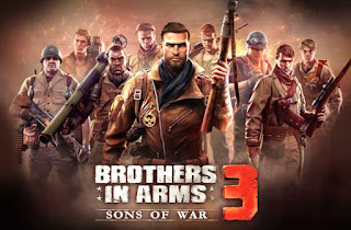 Free Download Brothers in Arms 3 Android MOD Gratis Terbaru Juli 2016, download game brothers in arms 3 gratis