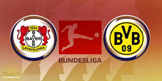 نتيجة مباراة باير ليفركوزن وبوروسيا دورتموند اليوم 11 سبتمبر 2021 في الدوري الالماني