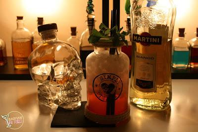 cocteles con vodka besame