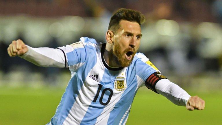 مشاهدة مباراة الارجنتين والاكوادور بث مباشر اليوم 13-10-2019 في مباراة ودية