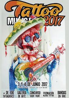TATTO MUSIC FEST 2017