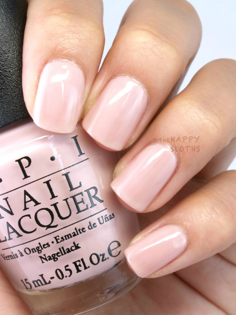 Opi Softshades Collection Review And Swatches The Happy