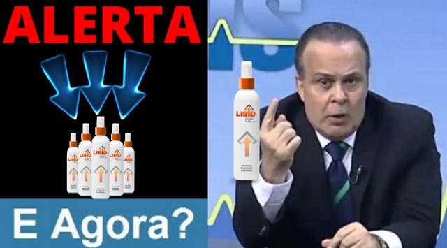 Dr. Lair Ribeiro Explica — Libid Gel Cura a Testoterona?