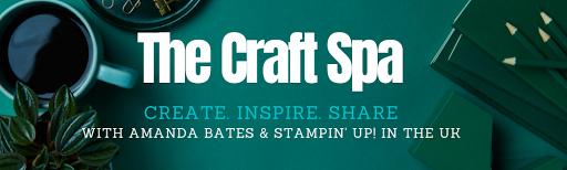The Craft Spa - Stampin' Up! UK independent demonstrator - Order Stampin Up in UK