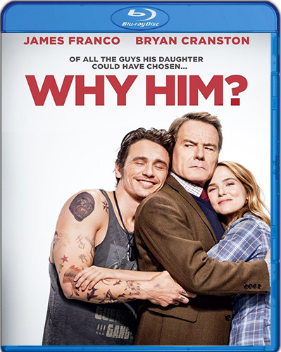 Why Him? [2016] [BD50] [Latino]