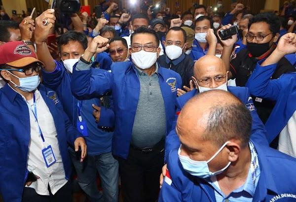 Moeldoko: Kalau semua kekuatan disatukan, akan gemparkan Indonesia