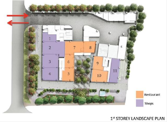 Bijou @ Pasir Panjang Site Plan
