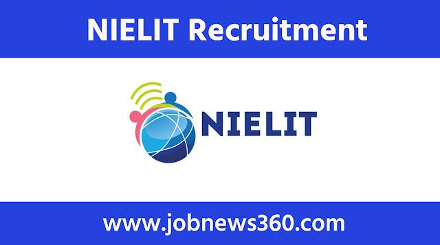 NIELIT Recruitment 2021 for Scientist & Scientific Assistant