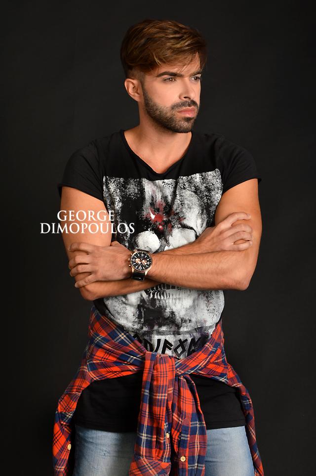 ΦΩΤΟΓΡΑΦΙΣΗ ΗΘΟΠΟΙΟΥ ΝΙΚΟΛΑΣ ΓΕΩΡΓΑΝΗΣ by GEORGE DIMOPOULOS PHOTOGRAPHY