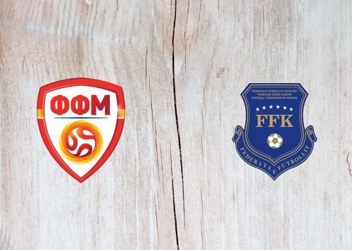 North Macedonia vs Kosovo -Highlights 08 October 2020