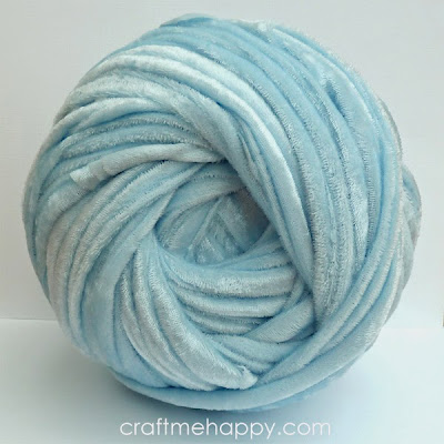 http://www.craftmehappy.com/2013/02/making-super-chunky-yarn-from-crushed.html