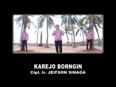 Shandy Trio | Karejo borngin