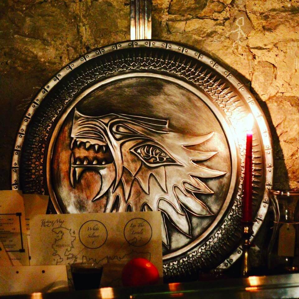 Game Of Thrones Temalı Bar