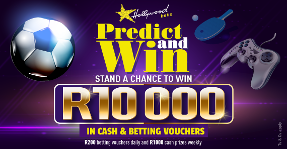 Win Your Share of R10k
