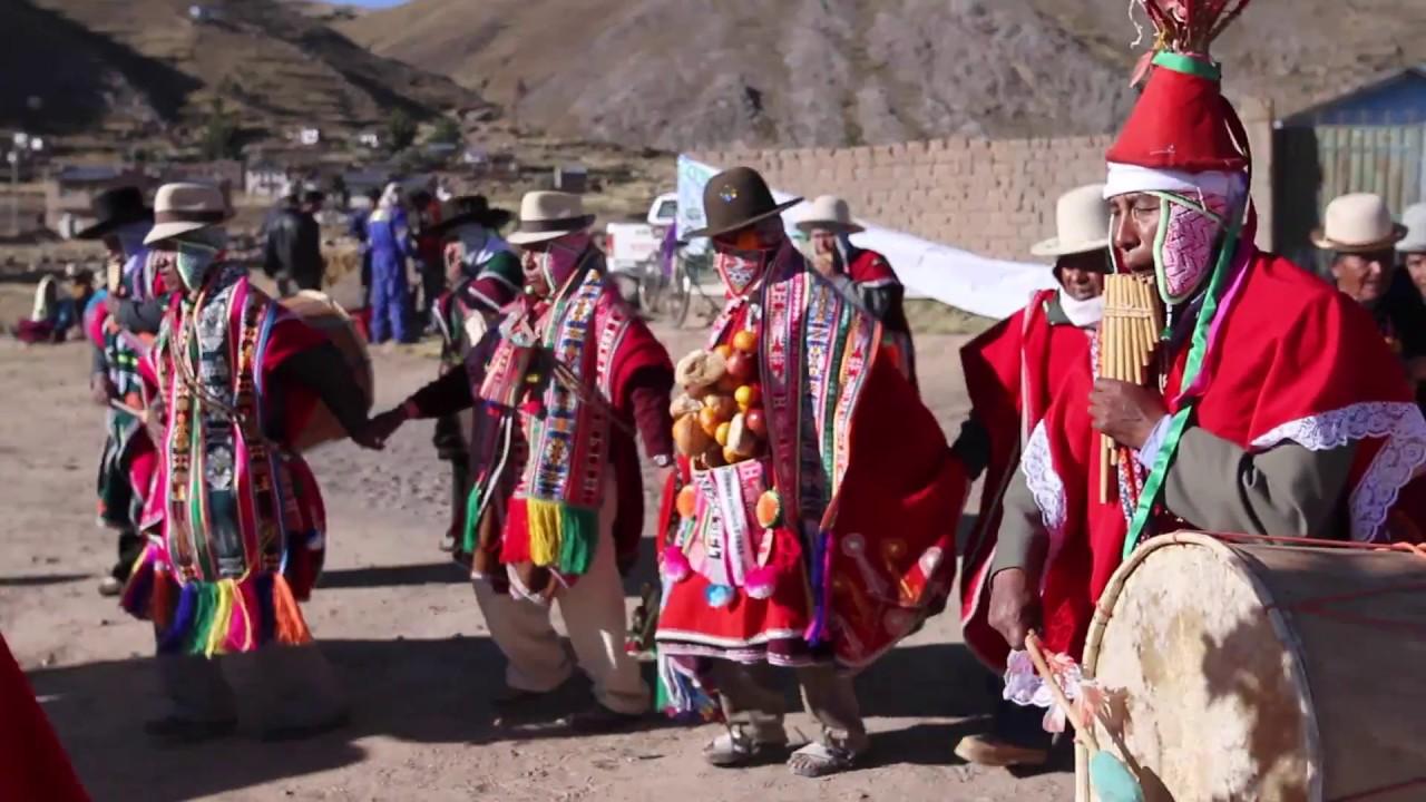 Sikuris, una danza y expresión cultural de Italaque / YOUTUBE