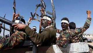 Teroris Syiah Houtsi Tahan 20.000 Orang Di 790 Penjara