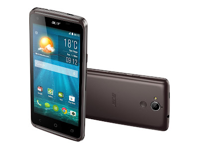 Acer Liquid Z410, Smartphone Android KitKat, Unggulkan Kualitas Suara