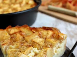 Flognarde ou clafoutis aux pommes