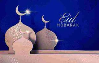 Eid Mubarak 2019
