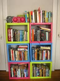 The Active Scrawler The Art Of Makeshift Bookshelves
