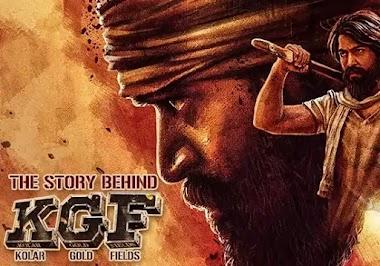 Download KGF Chapter: 1 (2018) Hindi Bluray 480p [450MB]    720p [1.2GB]