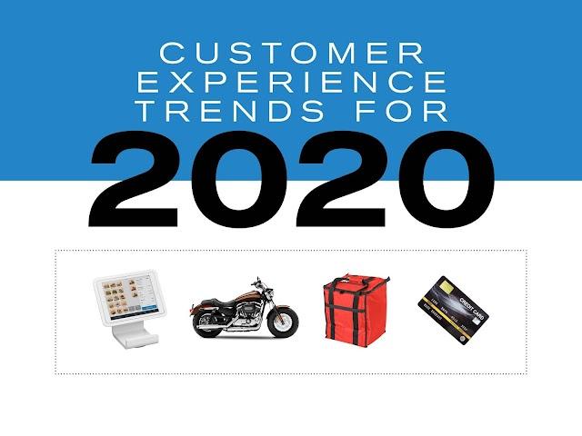 5 xu hướng trải nghiệm khách hàng nổi bật năm 2020