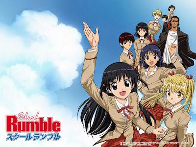 School Rumble Ni Gakki