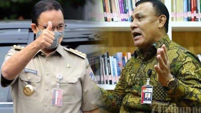 Niat Sindir Anies Baswedan, Ketua KPK Malah Kena 'Tampol' Netizen di Twitter