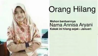 Guru SMA Islam di Lampung Timur Menghilang