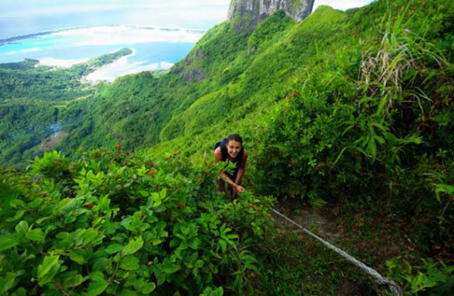 Climb the Volcano Peaks