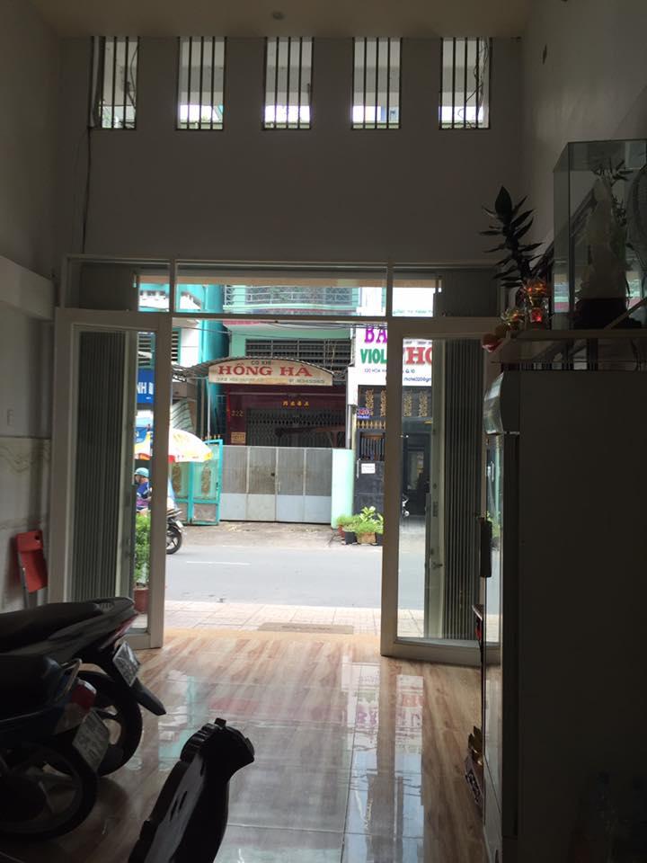Bán khách sạn 7 tầng kinh doanh ổn định đường Hòa Hảo - Quận 10 - TP.HCM