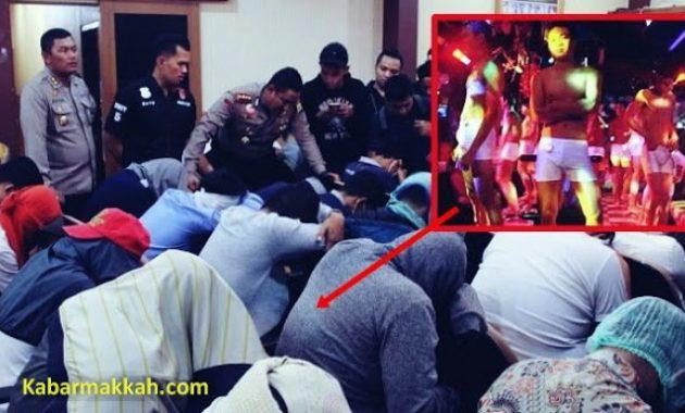 Polisi Gerebek Pesta Gay di Harmoni Jakarta, Inikah Tanda Kiamat Semakin Dekat?