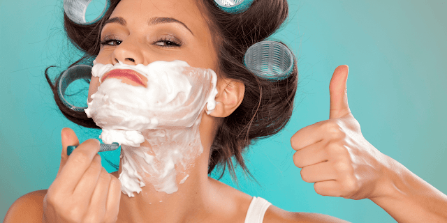 Shaving Your Face And Other Tips For Younger Looking Skin By Barbies Beauty Bits