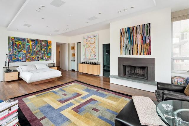 design ideas for large living room walls