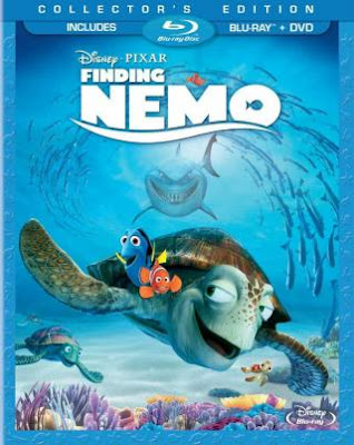 Finding Nemo (2003) 720p 900MB BDRip Hindi Dubbed Multi Audio [Hindi + Telugu + Tamil + English] MKV