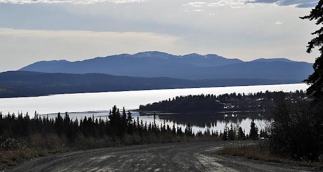 Weiter nördlich am Alaska Highway