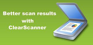 Clear Scan App