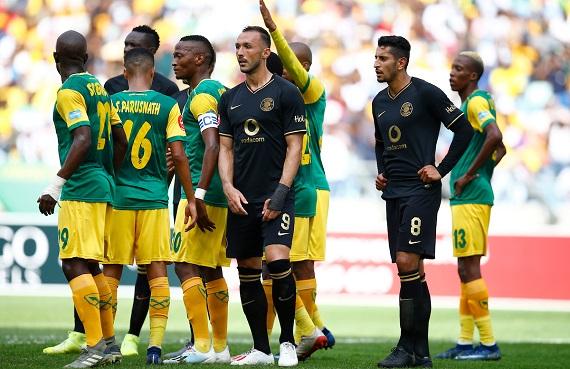 kaizer Chiefs vs Golden Arrows