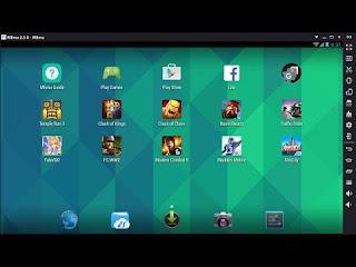 emulator android, emulator android ringan game HD