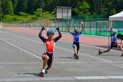 Brasileiros da patinação de velocidade encaram maratona no inline