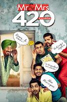 Mr. & Mrs. 420 (2014) Full Movie Punjabi 720p & 1080p HDRip
